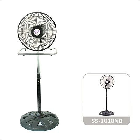 Industrial 2in1 Stand Desk Fan
