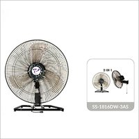 3AS Electrical 2in1 Desk And Wall Fan