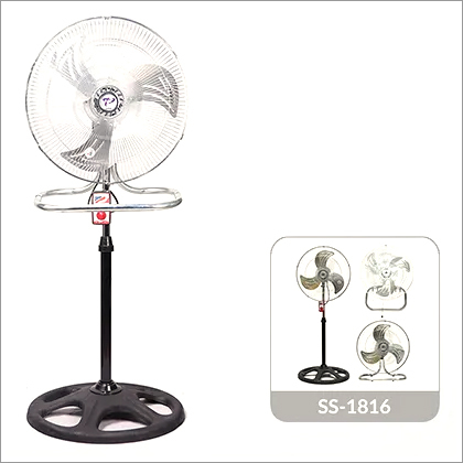 3in1 Metal Standing Electrical Fan