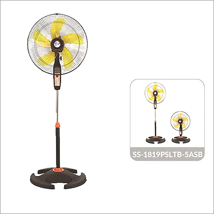 Adjustable Height Electrical Oscillating Fan