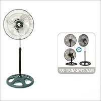 3AB 360 Degree Rotatable Electrical Fan