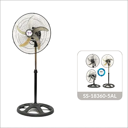 5AL Electrical 3in1 360 Degree Rotation Fan