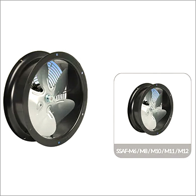 Axial Inline Extractor Fan