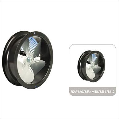 Electric Axial Flow Fan