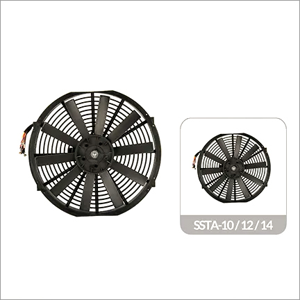 Axial Industrial Exhaust Fan