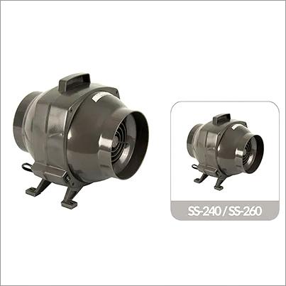 In-Line Turbo Centrifugal Fan