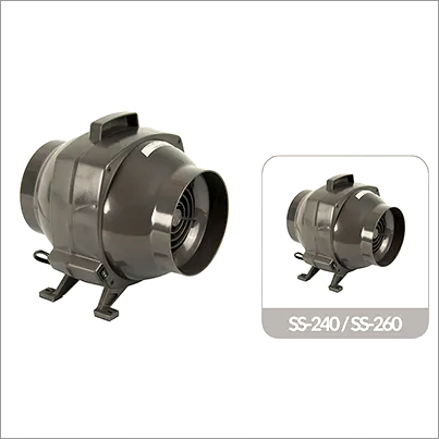 In-Line Turbo Centrifugal Fan