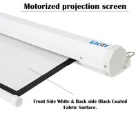 Lite-Series Motorized Projection Screens