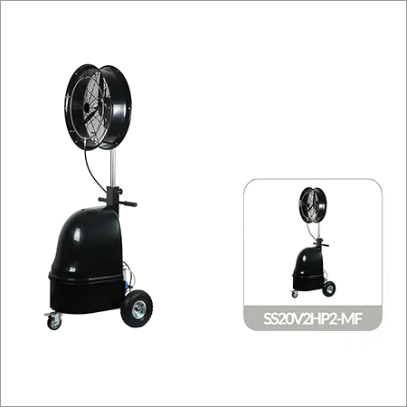 MF High Pressure Cooling Mist Fan