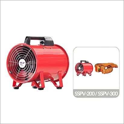 Industrial Air Blower Portable Ventilator Fan