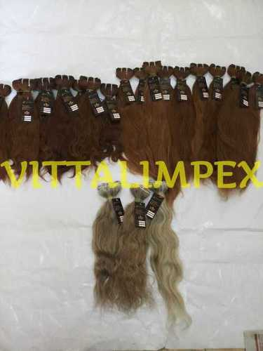 Temple Human Hair Weave