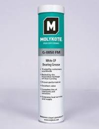 MOLYKOTE G-0050 FM White EP Bearing Grease