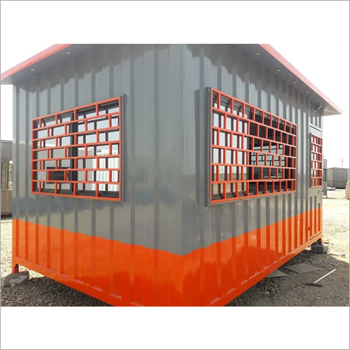 Rectangular Office Container