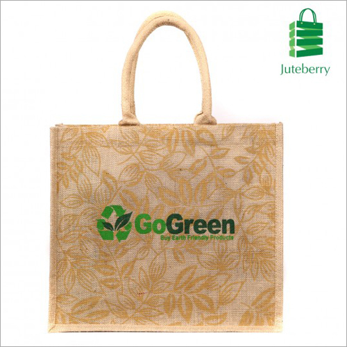 Jute Customized Promotional Bag