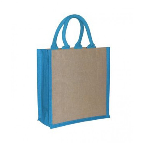 Jute Reusable Shopping Bag