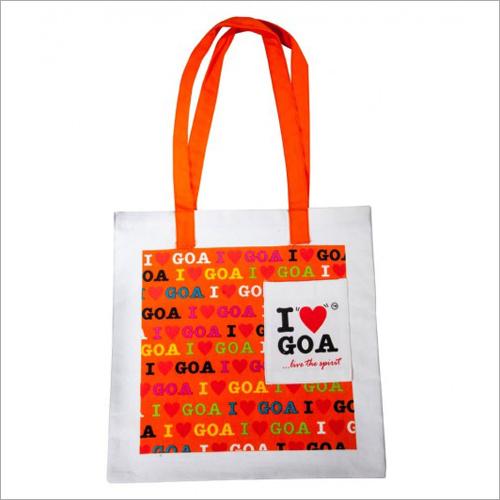 Cotton Customized Promotional Bag
