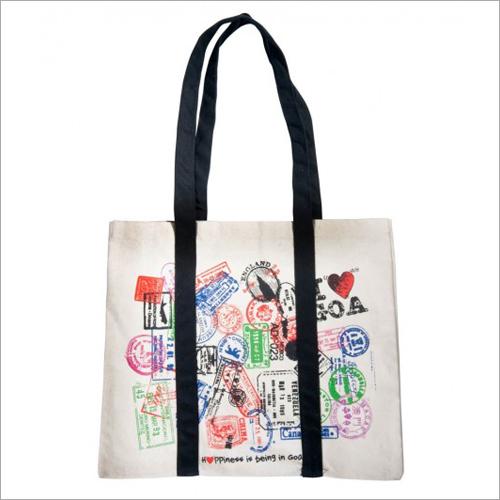 Cotton Promotional Printed Bag