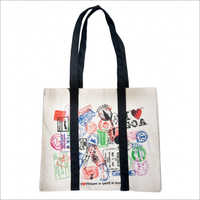 Cotton Promotional Printed Bag