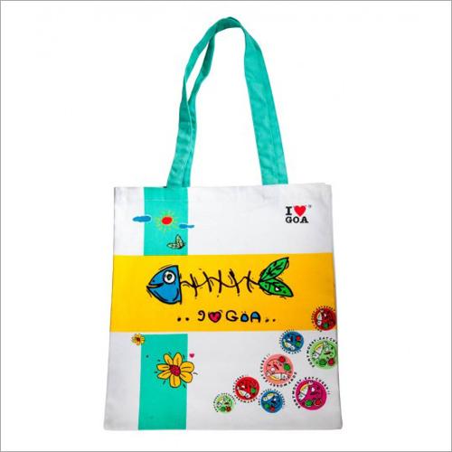 Cotton Reusable Promotional Bag