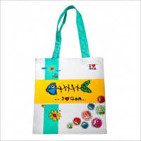 Cotton Reusable Promotional Bag