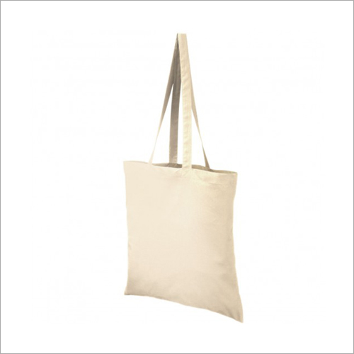 Cotton Shopping Plain Bag
