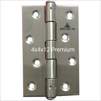 4x4x12 mm Premium Stainless Steel Hinges
