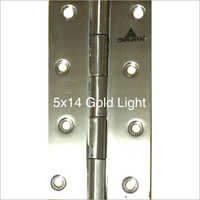 5x14 mm Golf Light Stainless Steel Butt Hinge