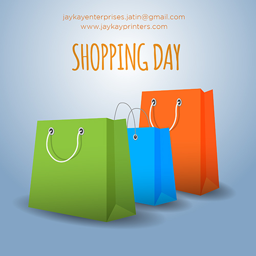 Shopping Carry Bags Printing Service