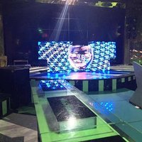 Wedding Stage LED Wall
