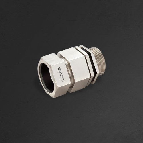 double comp-ration cable gland