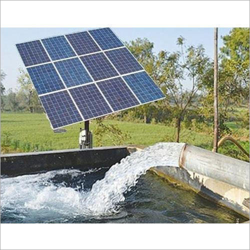 2 Hp Solar Water Pump