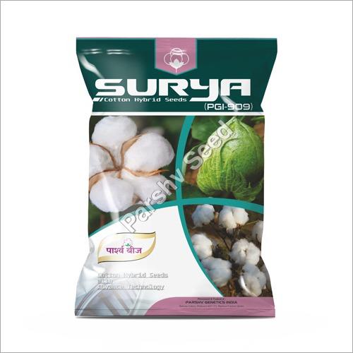 909 Non GMO Cotton Seeds