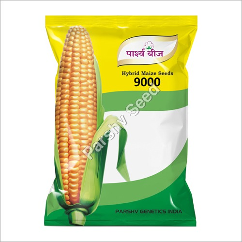 Hybrid Yellow Maize 9000 Seed