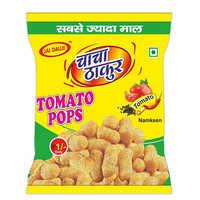 Tomato Crispy Puffs Snacks