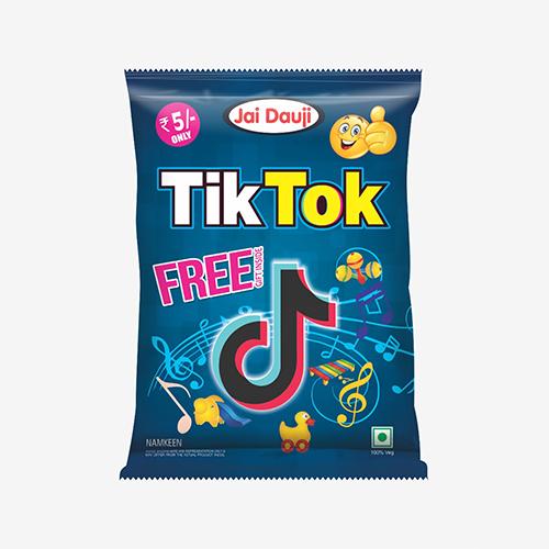 Tiktok Namkeen Snacks