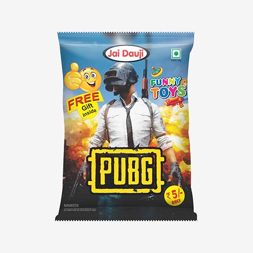 PUBG Namkeen Snacks