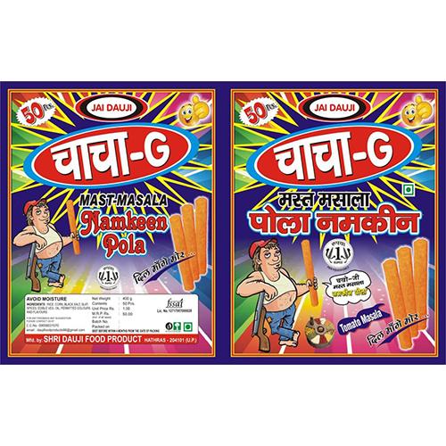 Chacha-G Tamato Namkeen Pola Sticks