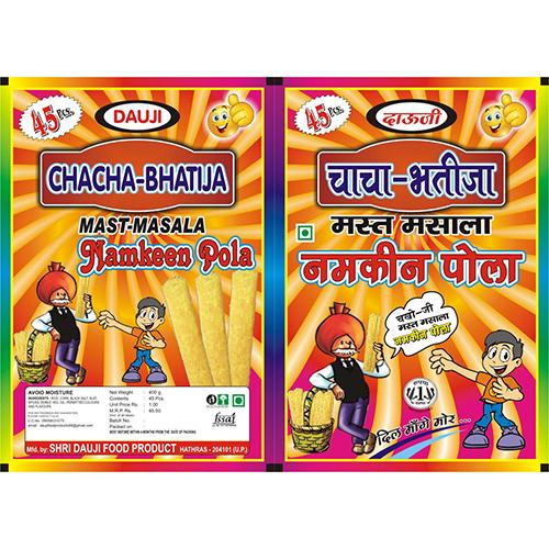 Chacha Bhatija Namkeen Pola Sticks