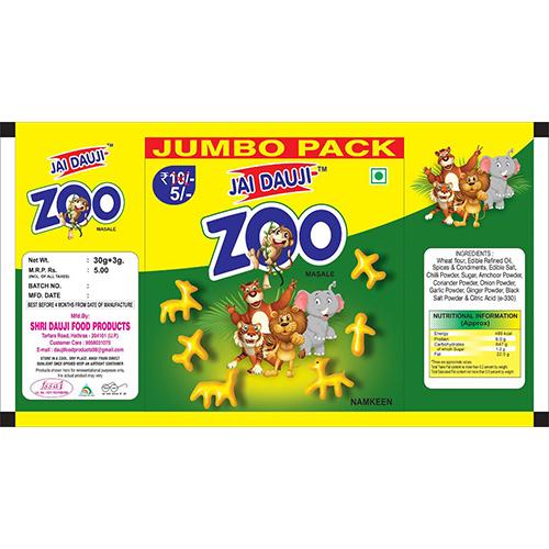Zoo Jumbo Pack Masala Namkeen