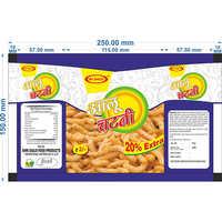 Namkeen Aloo Chatni Pops Fryums