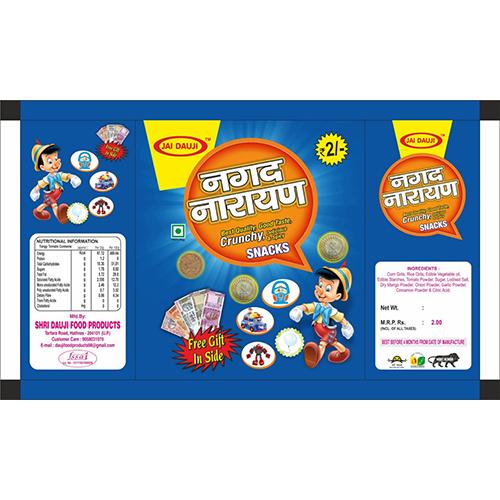 Nagad Narayan Crunchy Snacks