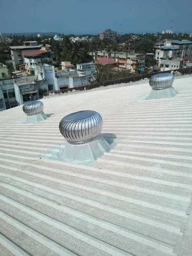 Stainless Steel Roof Ventilators