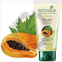 Biotique Papaya Visibly Ageless Scrub Wash
