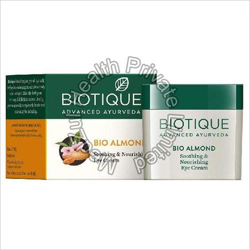 Biotique Bio Almond Soothing And Nourishing Eye Cream