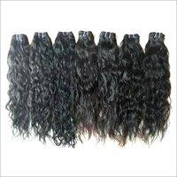 100% Raw Natural Wavy Temple Hair