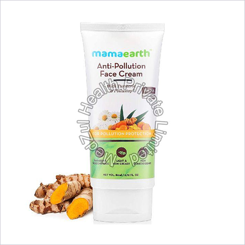 Mamaearth Anti Pollution Face Cream