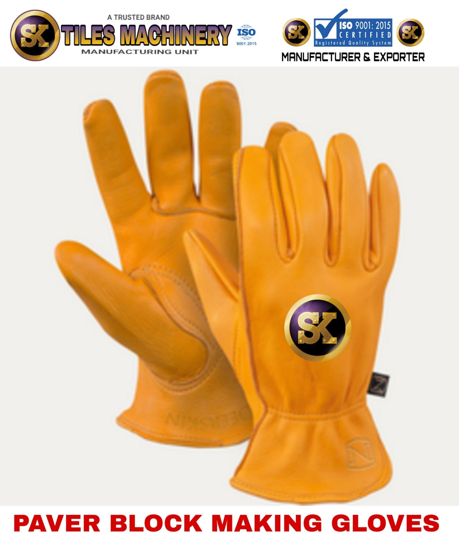 Gloves For Paver Block