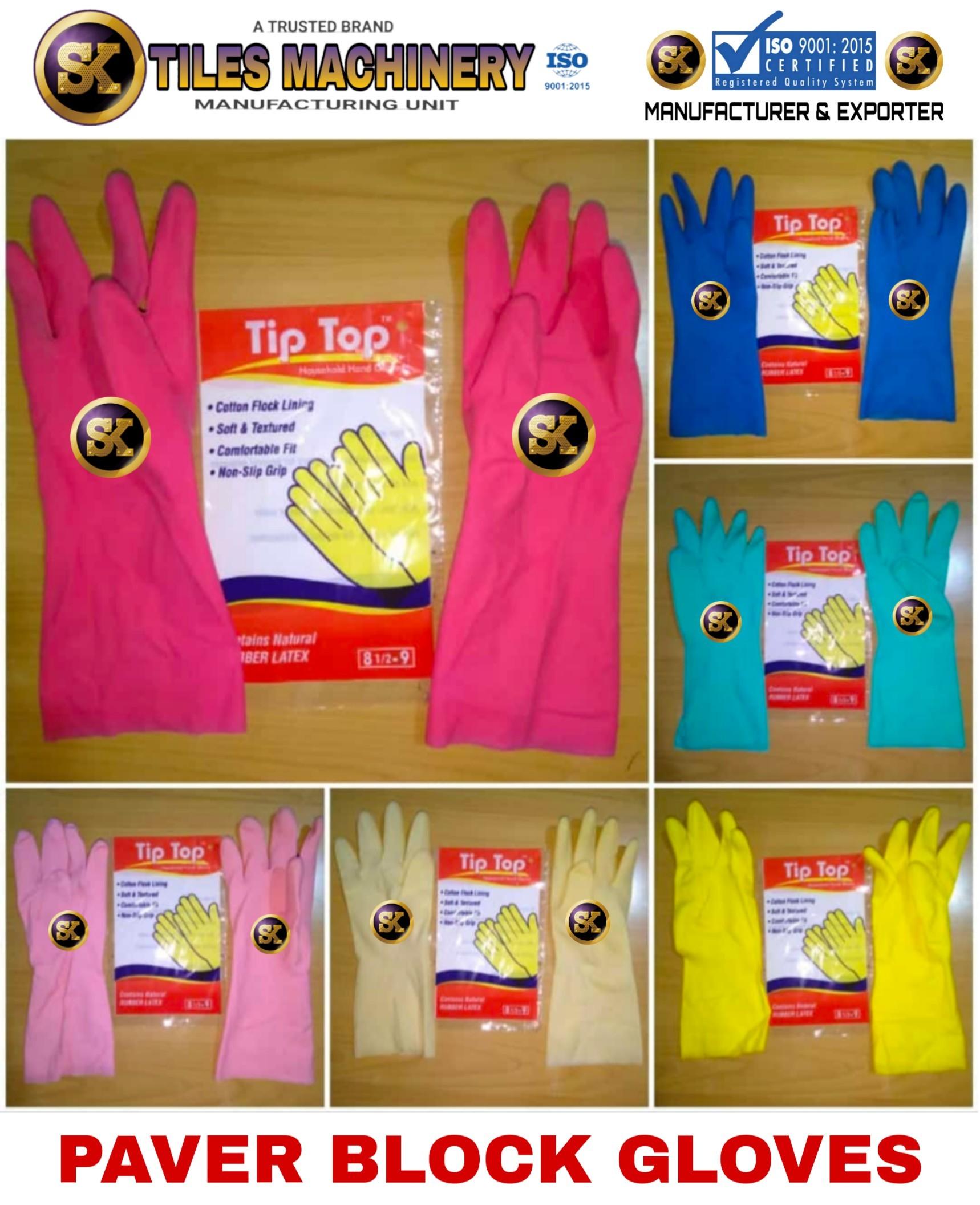 Hand Gloves For Tiles