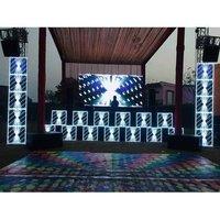 Multi Color LED Display