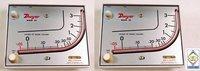 Mark II Model 25 Dwyer Manometer Range 0-3 Inches WC